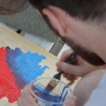 drievko na malovanie