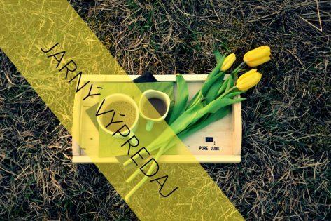 Jarné upratovanie – výpredaj
